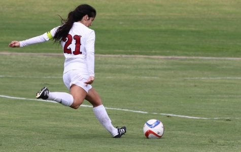 Abdelkader Takes On Leadership Role for Aggie Soccer