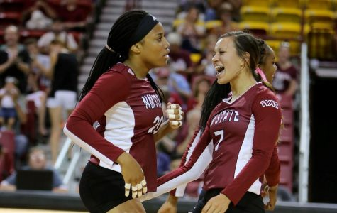 Aggies Beat Seattle in WAC Opener