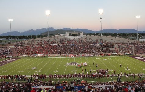 NMSU's football budget and how success drives attendance