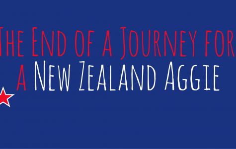 The End of a Journey for a New Zealand Aggie