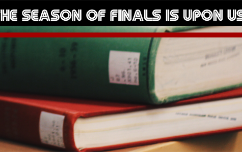 The Season of Finals is Upon Us