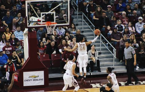 Aggies drop first conference home game since 2012