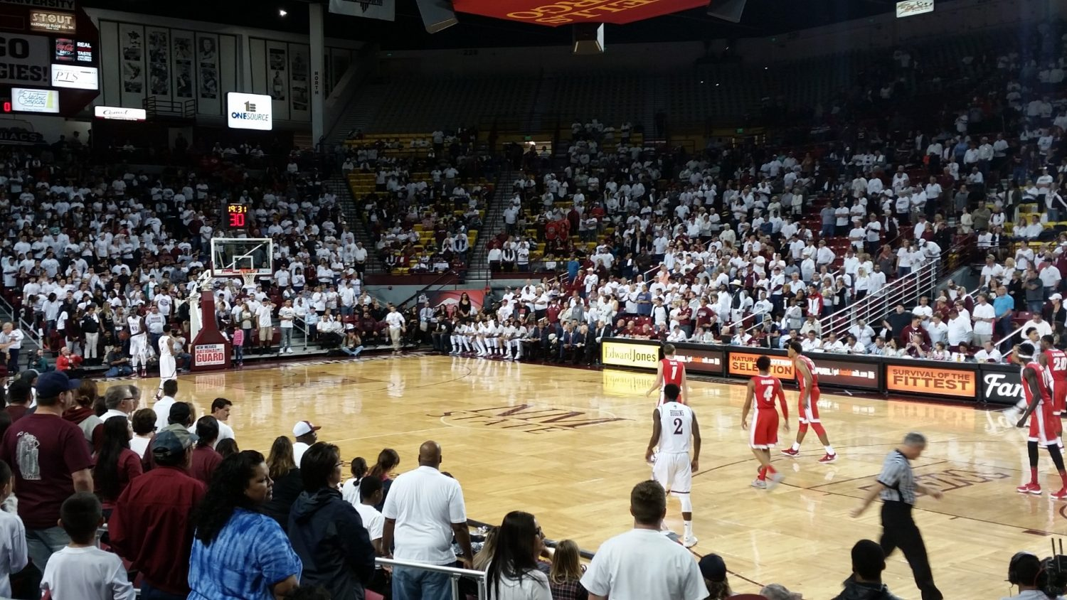 With the regular season start date for Division I basketball less than three weeks away, NM State is still unable to fully practice.