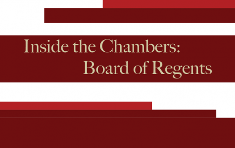 Inside the Chambers: Board of Regents