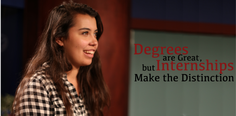 Degrees are Great, but Internships Make the Distinction