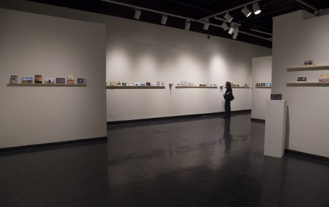 Juried Art Show accepts submissions from diversified student body