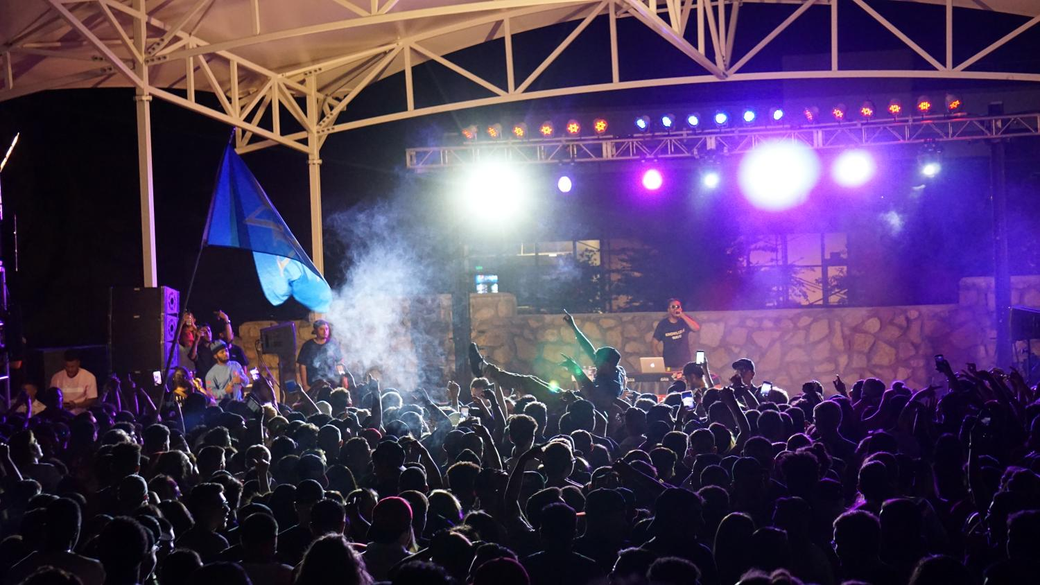 ASNMSU has historically proven to attract talent for concerts.