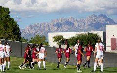NMSU Soccer vs. UNM photo gallery