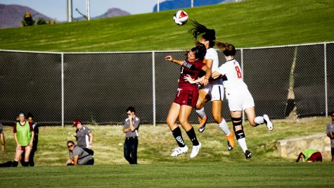 NMSU Soccer vs. UTEP Photo Gallery