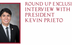 Interview with ASNMSU President Kevin Prieto