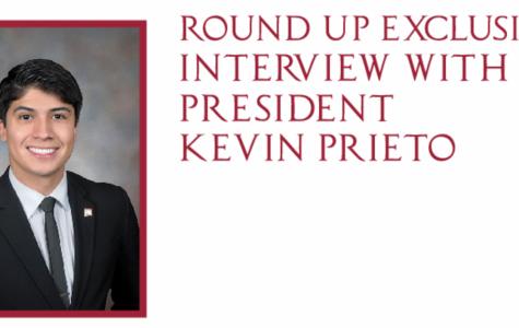 Interview with ASNMSU President Kevin Prieto