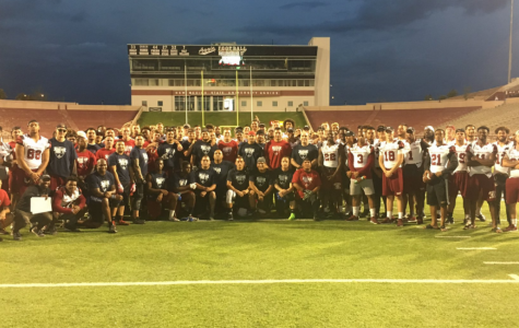 NMSU Football Show Support for Law Enforcement in Aggie Badge Bowl