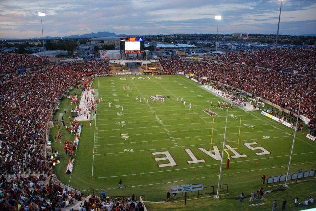 Aggie+Memorial+Stadium+in+2007+against+UNM.+