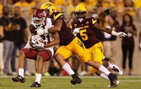NMSU Hangs Tough But Falls to Arizona State to Begin Season