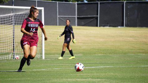 Aggie Soccer drops final home game against UMKC