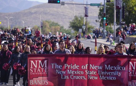 NMSU holds annual Homecoming Parade