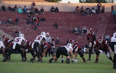 NMSU Offense Struggles, Team Falls Late to Arkansas State