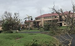 NMSU Student Experiences Hurricane Maria's Wrath Firsthand