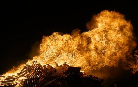 ASMSU Bonfire photo gallery
