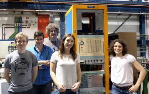 Engineering and Physics Combine into Technological Heaven