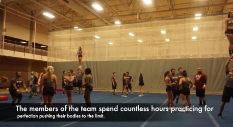 Video: NMSU Cheerleading Team Feature