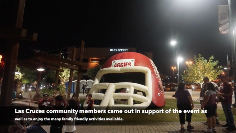 Video: Downtown Aggies had successful turnout