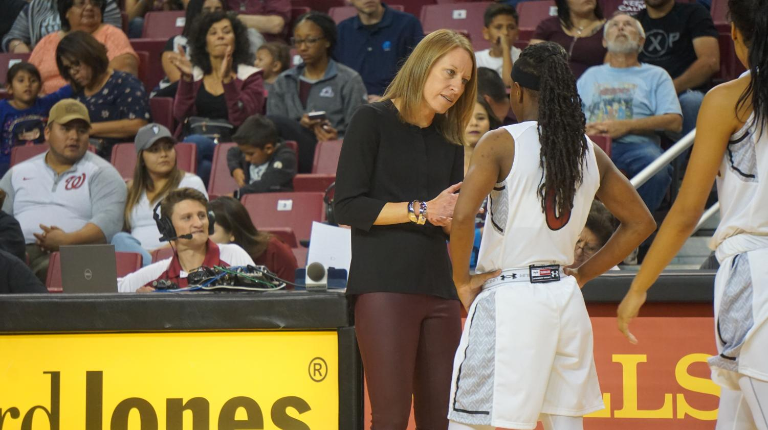 NMSU looks to bring home their fourth straight WAC Tournament Championship for women's basketball in Las Vegas this week.