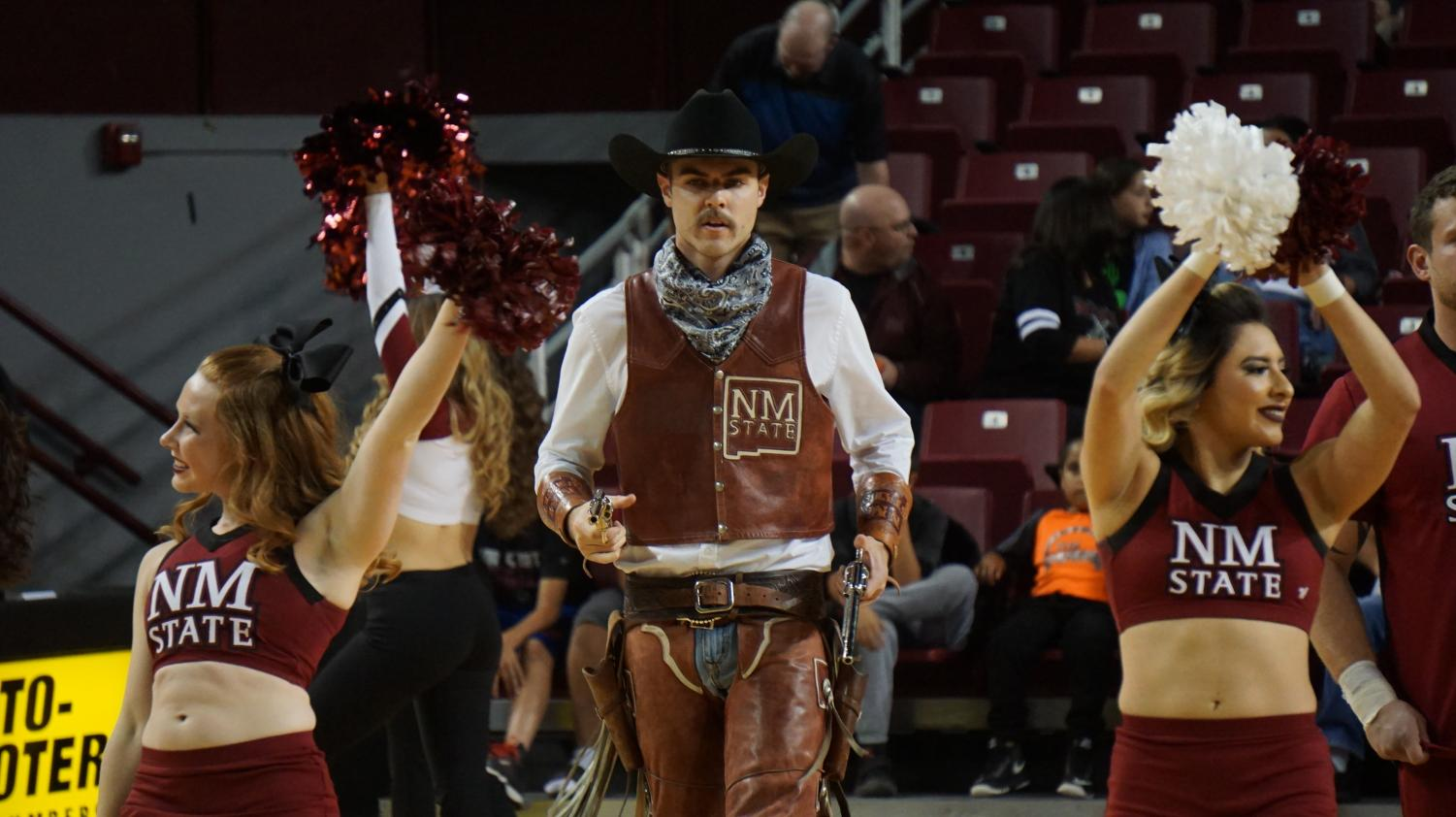 Get To Know The Man Behind The Stache Nmsu Round Up