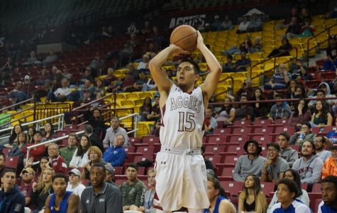 Sports Podcast: Interview with NMSU Mens Basketball's Joe Garza