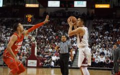 Jans Christened as Aggie Coach as NMSU Blows Out Weir's Lobos