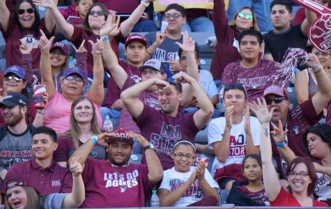 NMSU students eager for season opener Saturday