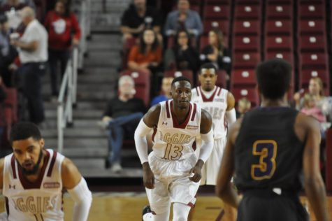 Aggies Outlast Prairie View A&M and Make It Five Straight Wins