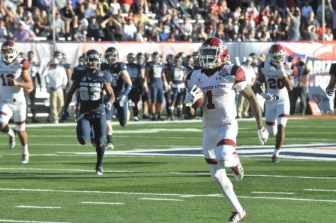 New Mexico State football looks to turn the page as spring practice begins