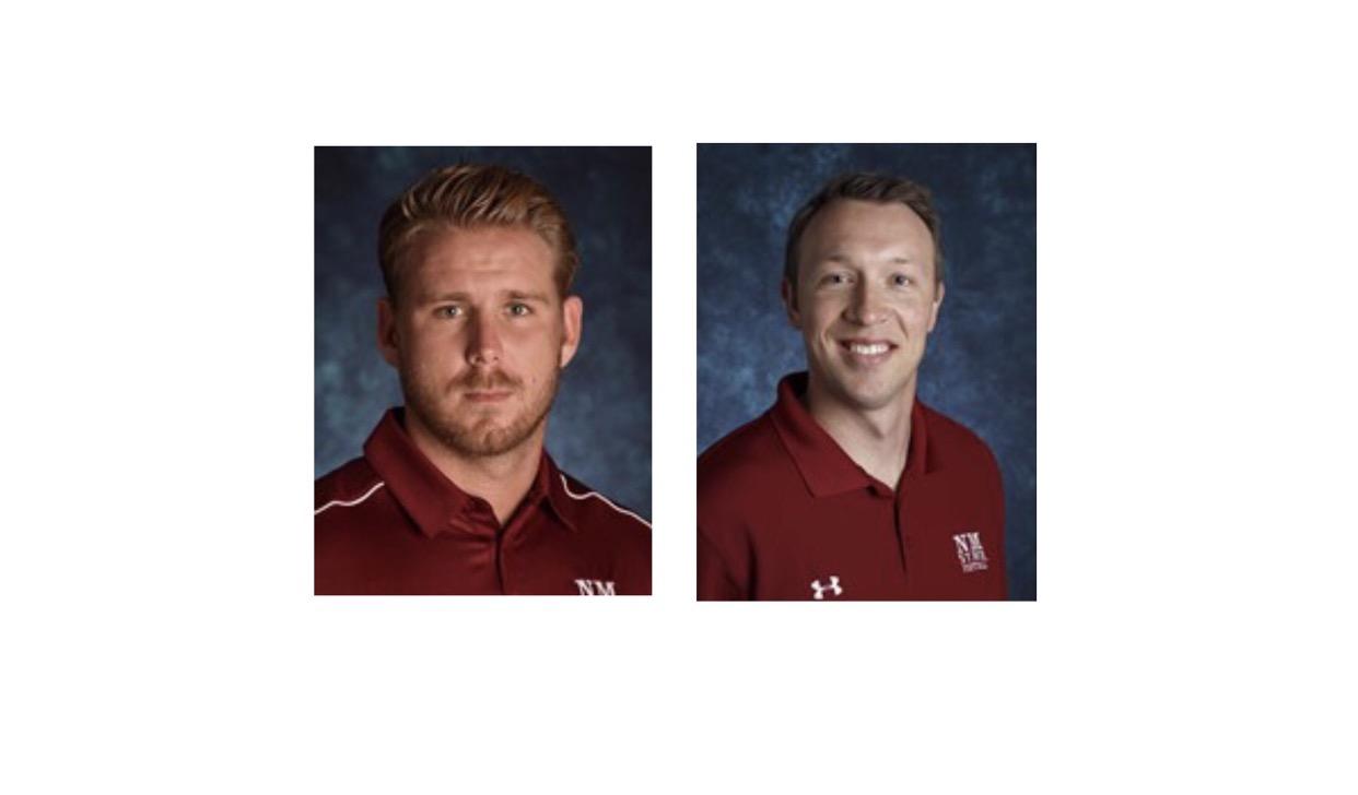 Photo courtesy of NMSU athletics.