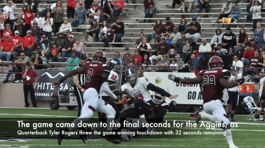 Video: Aggie Football is going bowling