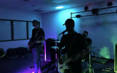 The Modern Echoes band, which features NMSU students, debuts new album