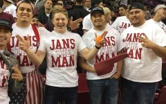 "Chris Jans has become ""superhero"" figure to New Mexico State fanbase"