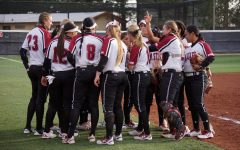 Aggies drop both games of double-header against Minnesota