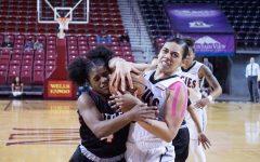 NMSU Women's Basketball Vs. Seattle University Photo Gallery