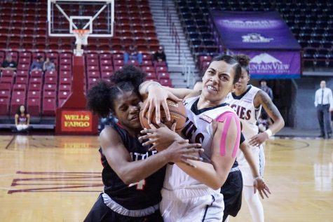 NMSU Women's Basketball Vs. Seattle University Photo Gallery