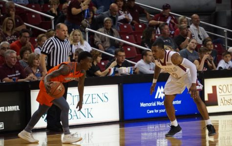 New Mexico State shuts down the WAC's top scorer in win over UTRGV