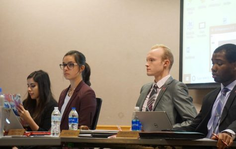 ASNMSU Senate finalizes Appropriation Budget