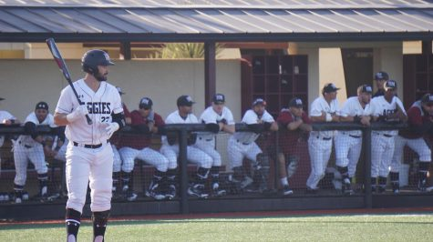 New Mexico State baseball looks for series sweep over Mississippi Valley State