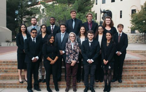 NMSU Model United Nations preparing for spring season