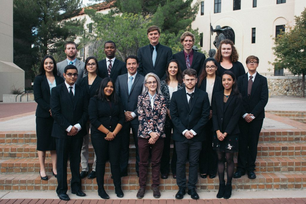 Picture courtesy of NMSU Model United Nations