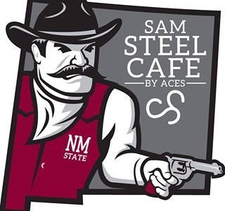 NMSU alum runs popular Sam Steel Café inside Gerald Thomas