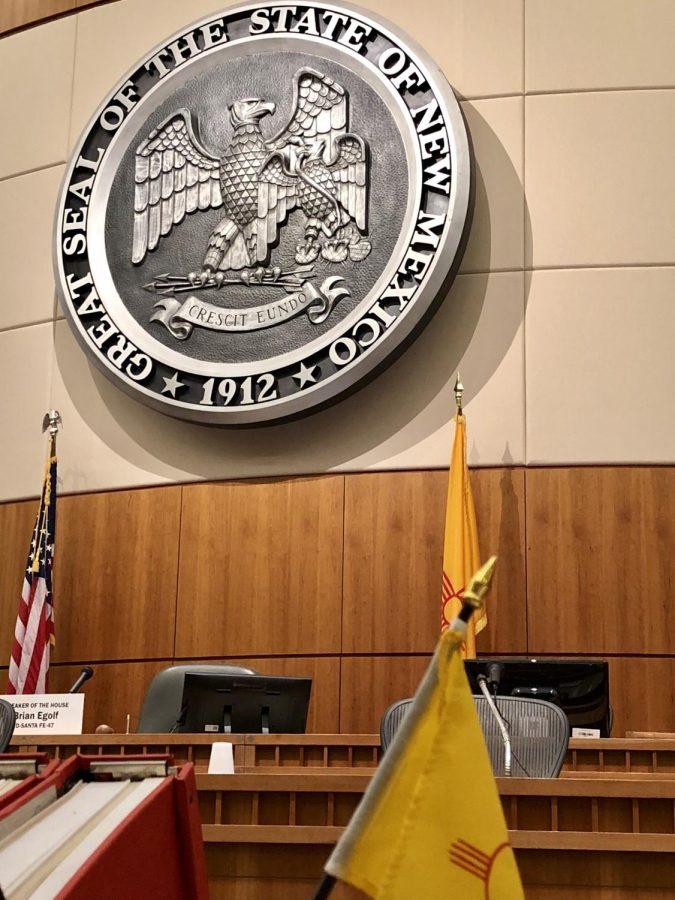 Higher-education bills introduced at New Mexico's 54th Legislature