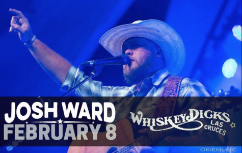 Country Music Singer, Josh Ward, Comes to Whiskey Dicks