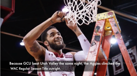 Sports Podcast: Interview with Mark Rudi; WAC Tournament predictions