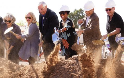 New NMSU art building breaks ground
